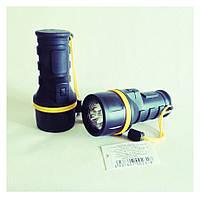 Протевоударный  фонарик LED