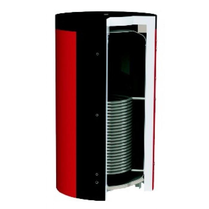 Теплоакумулятор (буферна ємність для опалення) KHT ЕА-01 3000 з нижнім теплообмінником