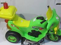 "Детский электромобиль ""Мотоцикл Ямаха"" 372"