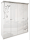 Шкаф 4Д Богема (зеркало)Миромарк, фото 3