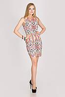 Платье женское с принтом №22, фото 1