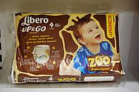 Подгузники (трусики) Libero Up&Go 4 (7-11 кг) 52 шт