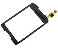 Тачскрин Samsung S5570 black