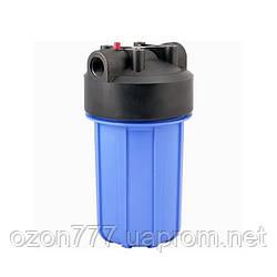 Магистральный фильтр для холодной воды CRYSTAL  Big Blue FH-10-BB