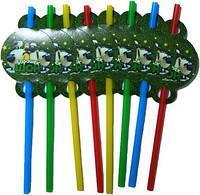 Трубочки праздничные Барашек Шон 250216-441