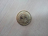 Монета золотой Доллар 1507-3040