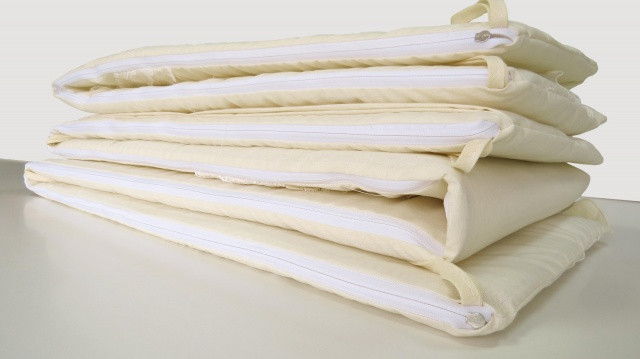 Защита постельки «Крем-брюле»