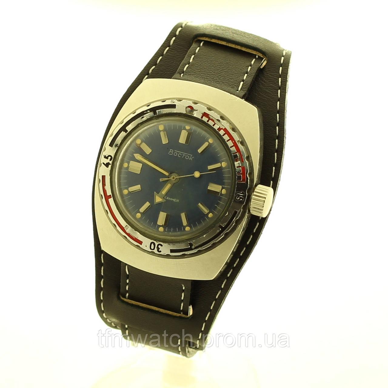Купить старые часы восток амфибия армейские часы amst оригинал купить в