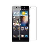 Защитное стекло на телефон Huawei Ascend P6