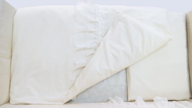 Одеяло и подушка «Крем-брюле»