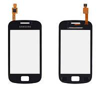 Тачскрин Samsung S6500 Galaxy Mini 2 black