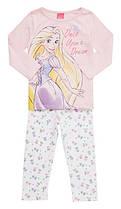Пижамка с длинным рукавом на девочку 6-7 лет Disney (США)