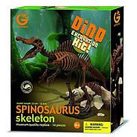 Набор Дино-раскопки «Спинозавр» Geoworld (CL174K), фото 1