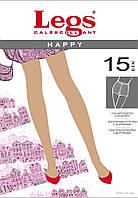 Женские колготки Legs Happy 15 Den