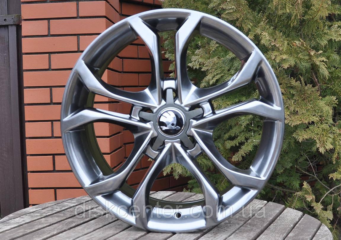 диски литые r16 skoda a5
