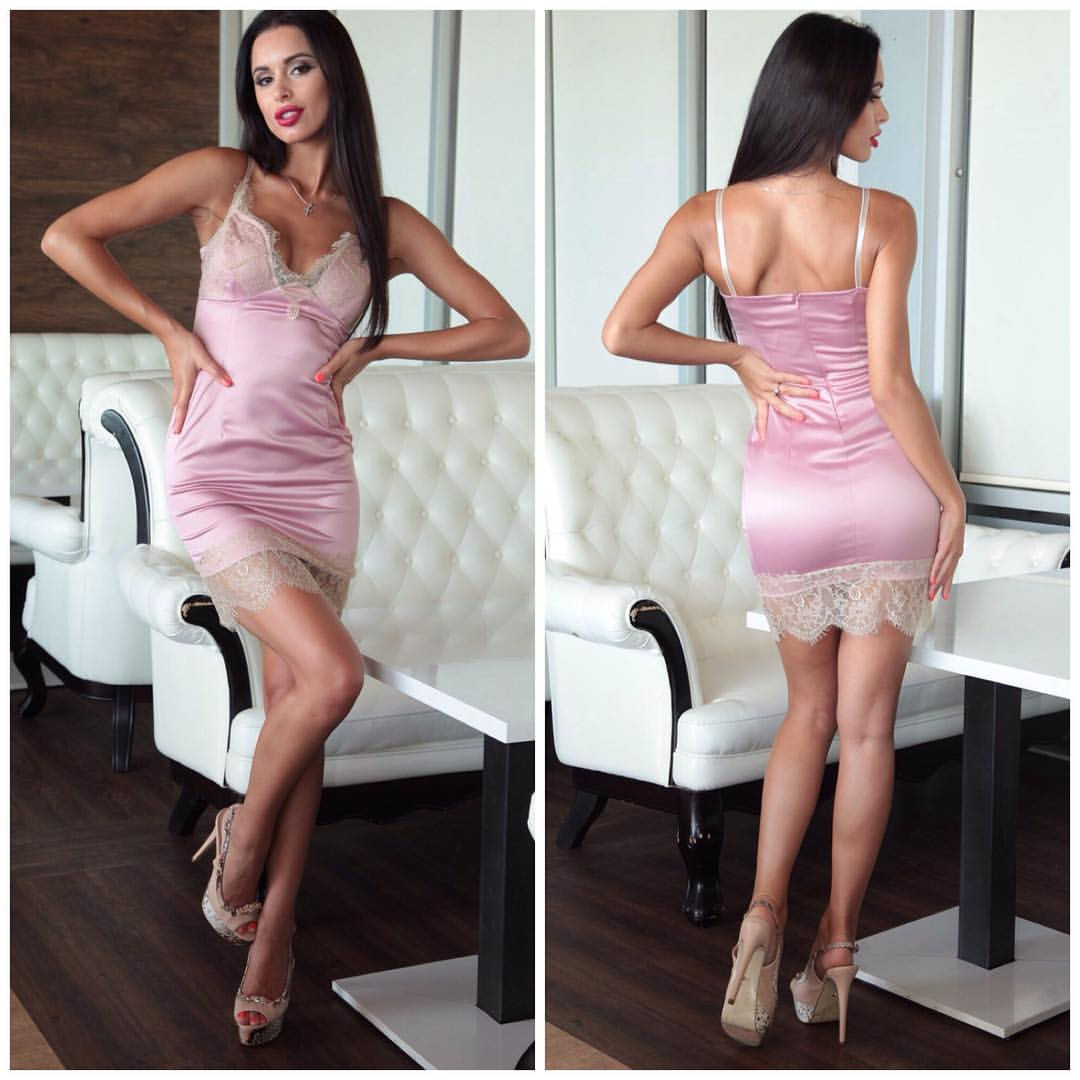 Шикарное сексуальное платье