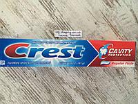 Антикариесная зубная паста  Crest Cavity Protection ,181 граммRegular Paste