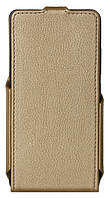 Чехол RED POINT Flip Case на XIAOMI REDMI NOTE 2 Gold, фото 1