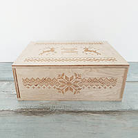 Коробка подарочная  Ohaina Скандинавская коллекция, фото 1