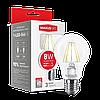 LED лампа MAXUS (філамент), А60, 8W, яскраве світло,E27 (1-LED-566) (NEW)