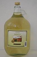 Вино белое сухое Gielle 5 литров Италия
