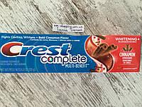 Зубная паста с корицей CREST Complete Whitening + Cinnamon,170грамм