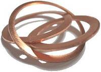 Шайба медная (кольцо)