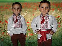 Вышиванка для мальчика,104-134см
