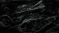 Ткань бархатный велюр «Мрамор», ткань бархат черного цвета