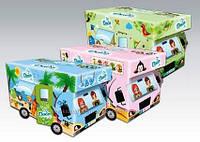 Подгузники детские DADA Premium Extra Soft (4) maxi 7-18кг 108 шт