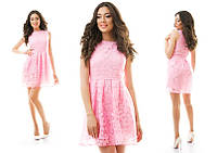 Платье красивое летнее купить недорого  4 цвета