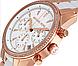 Часы Michael Kors Ritz Chronograph Rose Gold-tone White Acetate MK6324, фото 3