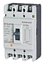 Автоматический выключатель типа АF , 3P, 18kA , 100A Schrack