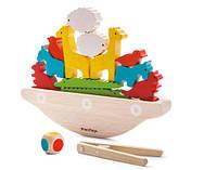 """Деревянная игрушка """"Балансирующая лодка"""", PlanToys"""