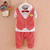 Нарядный костюм для мальчика, размер 80