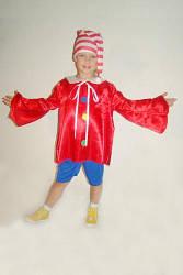 Карнавальний костюм Буратіно-2