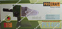 Паяльник для пластиковых труб PROCRAFT PL 1400, фото 1