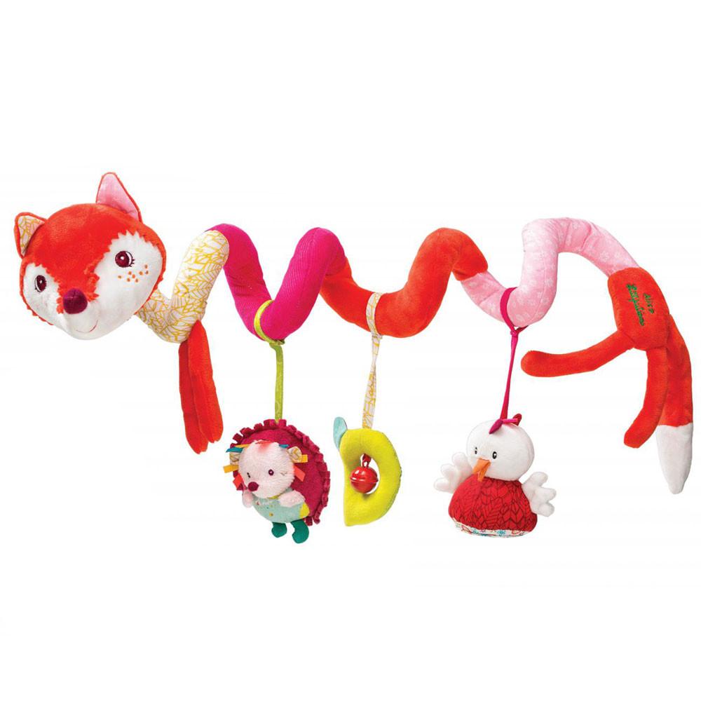 Lilliputiens - Игрушка-подвеска Лисичка Алиса