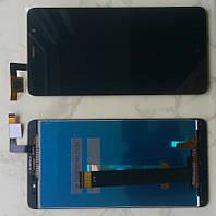 Дисплей Xiaomi Redmi Note 3 Pro / SE модуль в сборе с тачскрином, черный