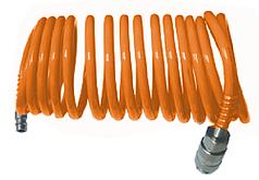 GRAD шланг спиральный 10м