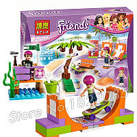 "Конструктор Bela Friends 10491 ""Скейт-парк"" (аналог LEGO Friends 41099), 202 дет​"