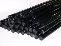 12-00-23. Термоклей 11мм, длина - 200мм, черный, 1кг.