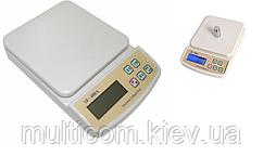 12-15-001. Весы кухонные CF 400 А до 5кг