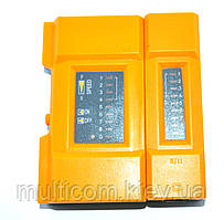 12-15-006. Тестер витой пары + USB TL-648