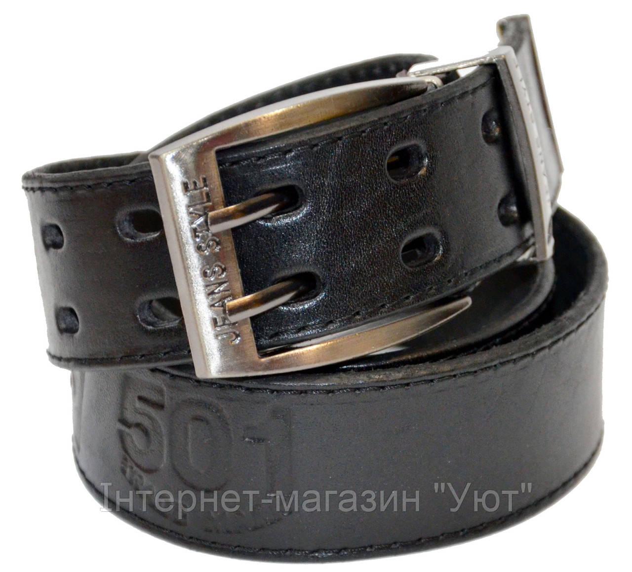 Двухшпеньковый ремень для джинс мужской ремень prada