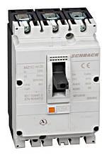 Автоматический выключатель типа А , 3P, 36kA , 125A Schrack