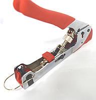 12-0810. Инструмент опрессовочный для компрес. разъёмов F, BNC HT-H518G