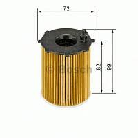 Масляный фильтр Bosch на Citroen Berlingo