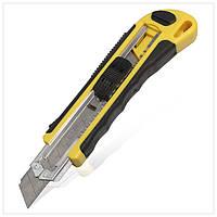 12-0509.  Канцелярский нож 18 мм R'Deer RT-307A