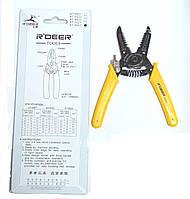 12-0374. Инструмент R'Deer RT-2021 для зачистки кабеля 10-12AWG